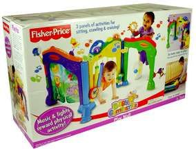 Fisher Price Baby Gymnastics Play Wall Play Wall