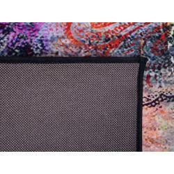 Teppich bunt 140 x 200 cm Kurzflor Mardin BelianiBeliani