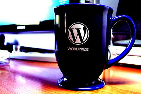 WordPress is a free and open source blogging tool and a content management system based on PHP and MySQL. It has many features including a plug-in architecture and a template system.