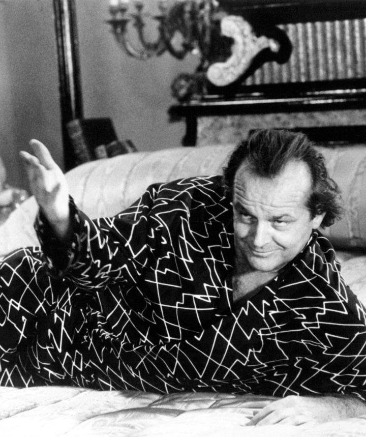 """Jack Nicholson en """"Las Brujas de Eastwick"""" (The Witches of Eastwick), 1987"""