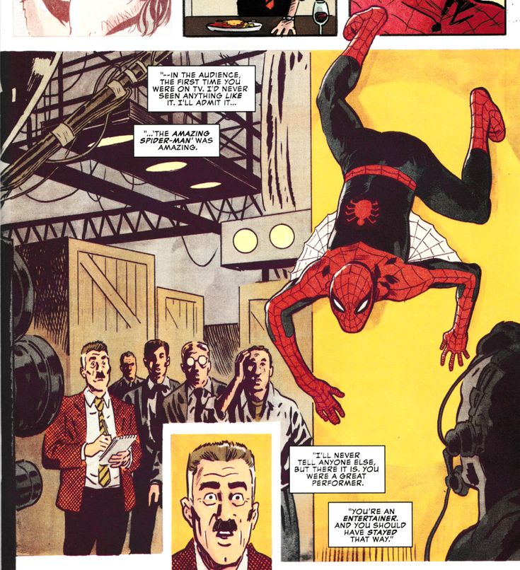 Peter Parker, the Spectacular Spider-Man #6 Rewrites The History Of J Jonah Jameson – And More (SPOILERS)