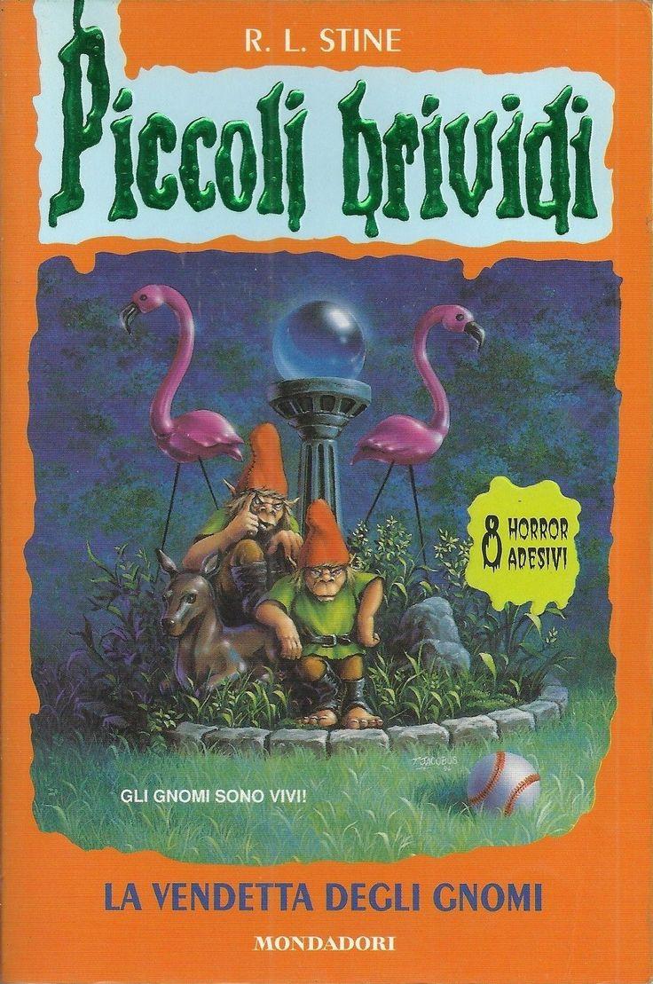 Piccoli Brividi 34 - La vendetta degli gnomi (Revenge of the Lawn Gnomes)