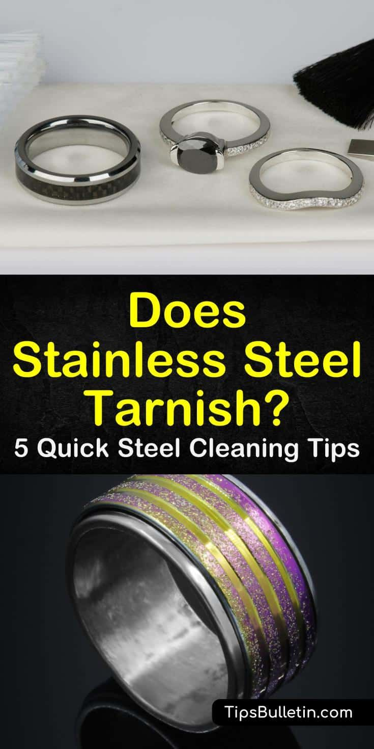 5 Quick Steel Cleaning Solutions With Images Stainless Steel