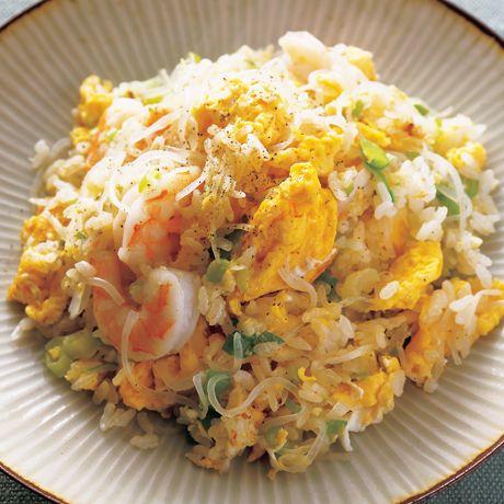 エスニック焼きしらたき飯   井澤由美子さんのチャーハンの料理レシピ   プロの簡単料理レシピはレタスクラブニュース