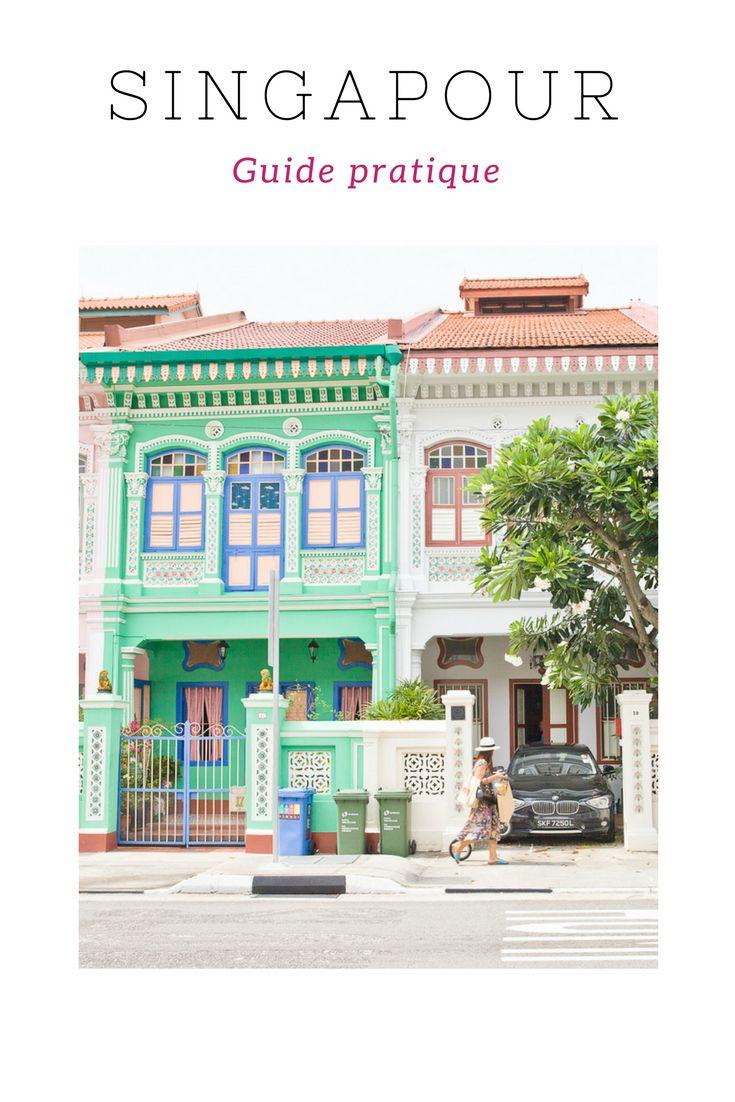 Que faire ? Où dormir ? Que visiter en 5 jours ? Mon guide pratique complet sur Singapour