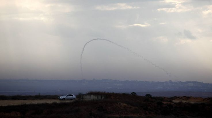 Israel will reenter the Gaza Strip if necessary, Barak warns as rocket fire continues