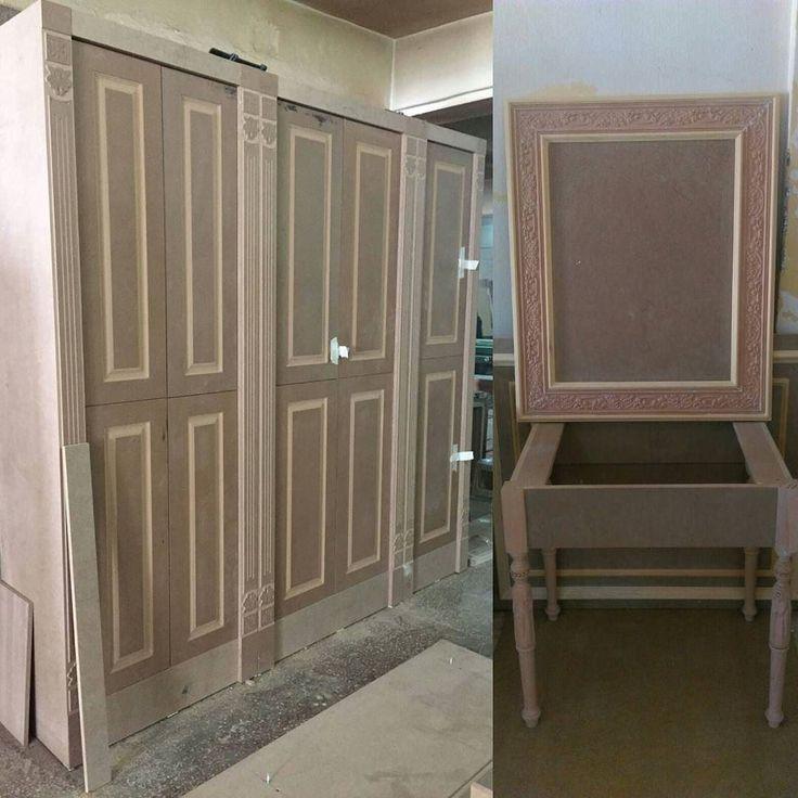 En güzel mutfak paylaşımları için kanalımıza abone olunuz. http://www.kadinika.com İç mimari proje-tadilat ve mobilya işimizden bir kare..Gardırop ve Hilton lavabo boya için hazırlanıyor..by cgdecoration  #içmimar #ankaraiçmimar #ankaratadilat #mutfak #mutfakgram #mutfaktasa #designer #bodrum #interior #çayyolu #içmimar #mobilyadekorasyon #siteler #ankaraiçmimar #interiordesign #interiors #cgdecoration #yaşamkent #çukurambar