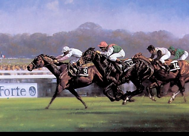Graham Isom - Dancing Brave and Triptych