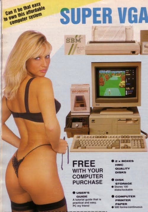 copyranter: Excuse us, Ma'am? We believe you're in the wrong ad (nsfw-ish).