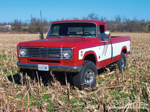 international harvester - this is pretty fabulous!