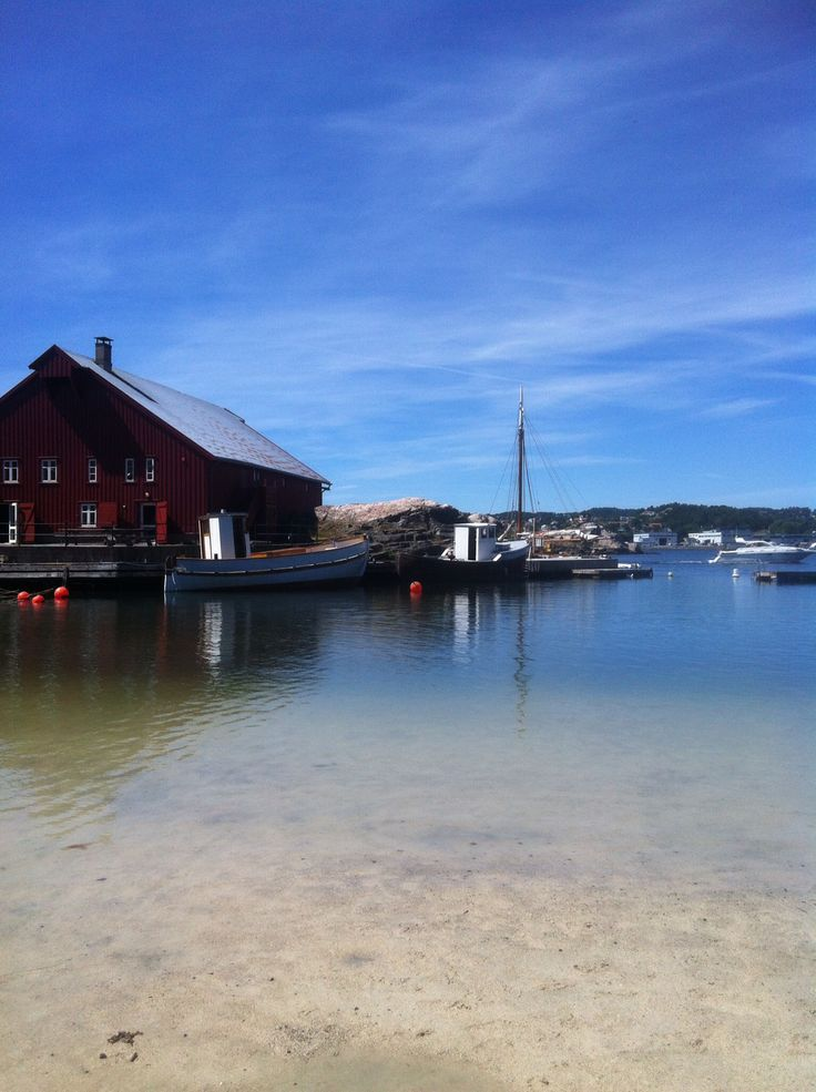 Bragdøya. En perle i Kristiansand skjærgården