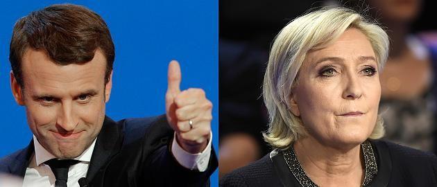 +++ Wahl in Frankreich im Live-Ticker +++: Kantersieg gegen Le Pen! Emmanuel Macron ist neuer französischer Präsident