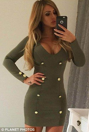 Holly Hagan describes how she has been body shamed for being too fat and too thin
