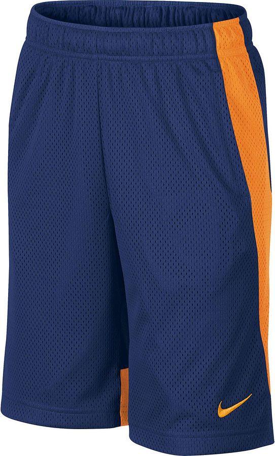 Nike Dri-FIT Mesh Athletic Shorts - Boys 8-20