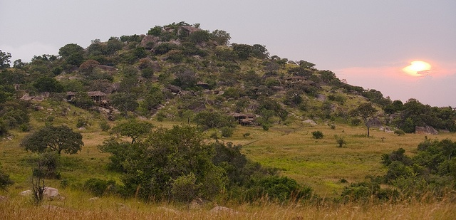 Lamai Serengeti lodge view by Nomad Tanzania InHouse Library, via Flickr