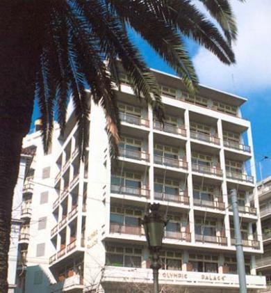 Olympic Palace Hotel - Athens