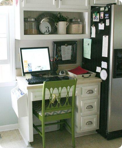 25+ Best Ideas About Kitchen Desk Organization On Pinterest