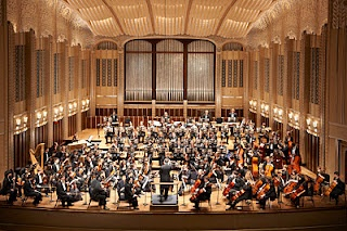 The Cleveland Orchestra  One of the best in the world, in the most beautiful concert hall.