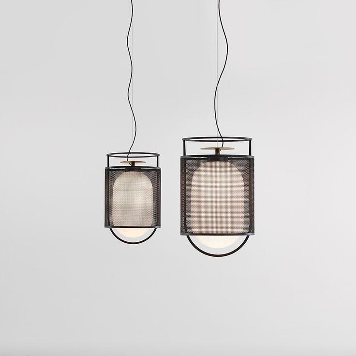 Denglong T PE & GR Suspension Light by Parachilna. Get it at LightForm.ca
