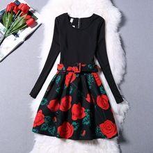 Qualidade Vestidos de Meninas 4-12Y Partido Primavera Outono Criança À Noite Vestidos de Noiva Roupa Dos Miúdos Crianças Roupas de Bebê Vestido Da Menina(China (Mainland))