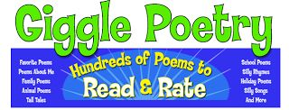 The Book Bug: Fun Poetry Sites - Students can create concrete poems!
