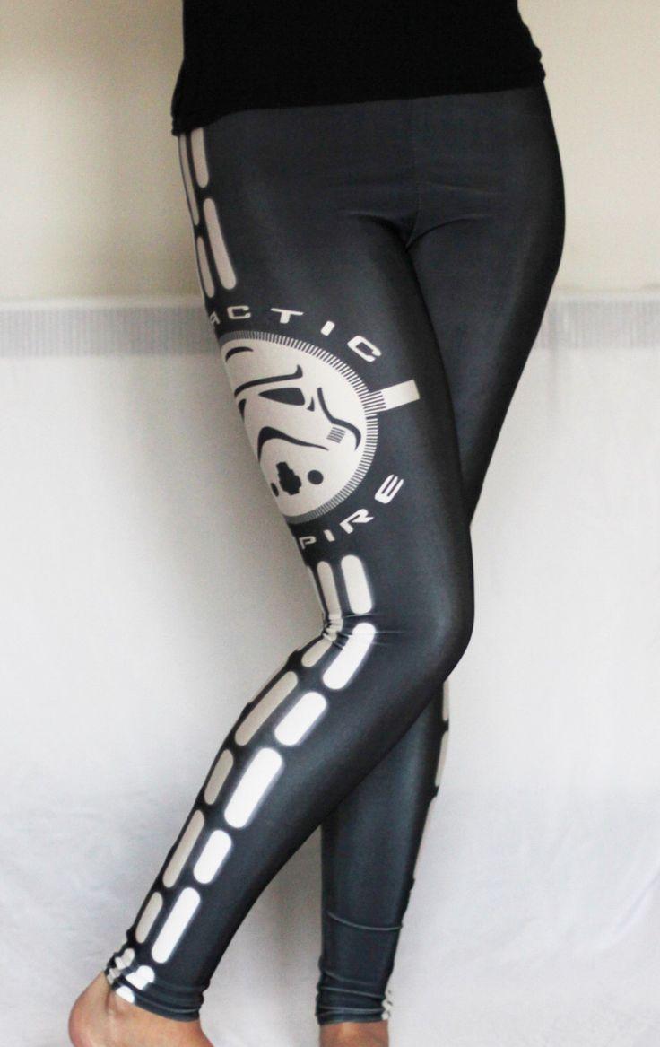 Star Wars 'Storm Trooper 01' Leggings by UrbanSpecies on Etsy https://www.etsy.com/listing/243092694/star-wars-storm-trooper-01-leggings