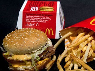 McDonald's expands build your burger