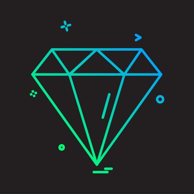 Diamond Icon Design Vector Diamond Icons Icon Diamond Png And Vector With Transparent Background For Free Download Diamond Icon Icon Design Diamond Vector