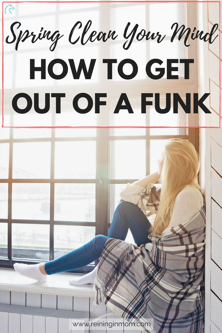 This helped me so much! I had never even heard of some of these awesome tips to stop feeling funky and start feeling happy. I just wish I'd read this sooner! Stop grinding through your days and get back to joy and excitement in life. via @Reininginmom