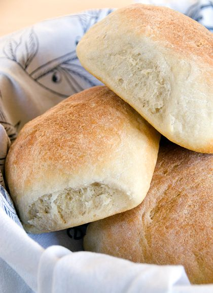 tender potato bread recipe   use real butter   Breads & Rolls ...