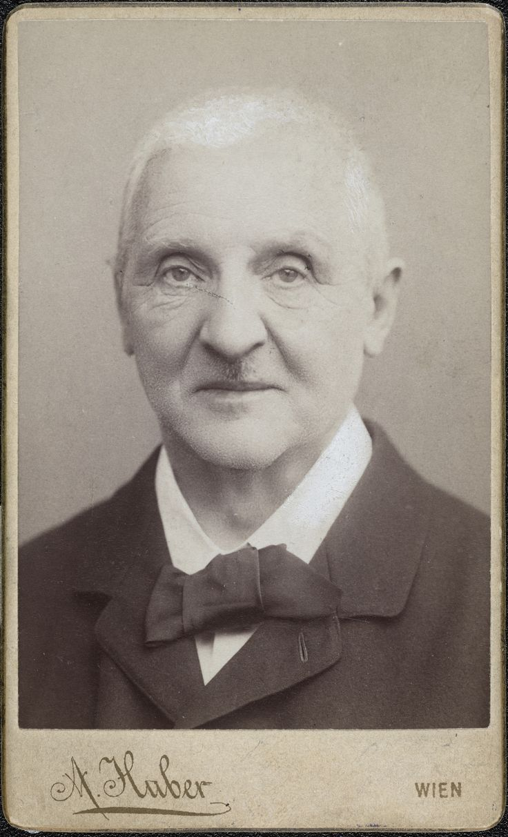 Austrian composer Anton Bruckner (1824-1896)