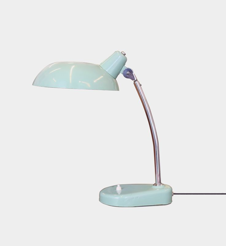 Desk lamp, 1950s/1960s  #forform #vintage #vintagelamps #lamps