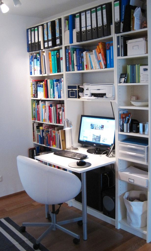 121 best Bookcases and BuiltIn Desks images on Pinterest Office
