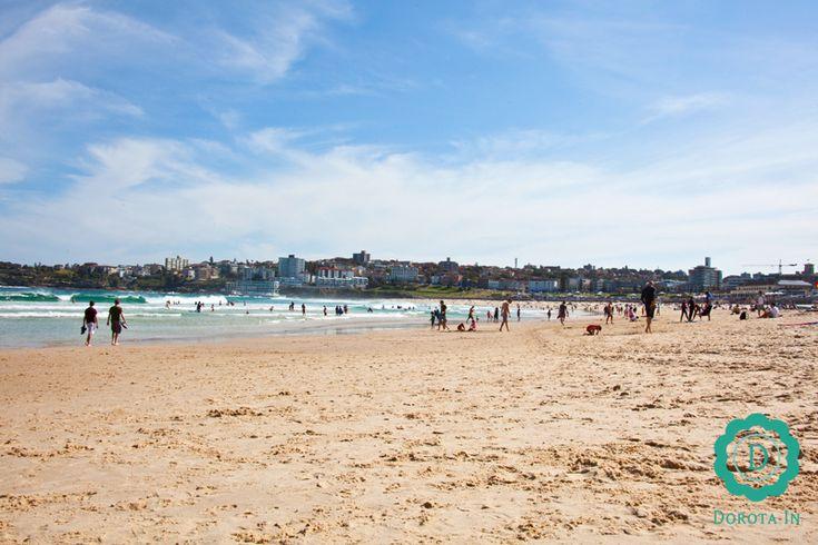 Bondi Beach w Sydney - Australia  #travel #podróże #australia
