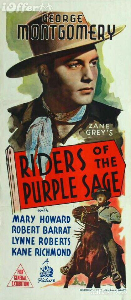 72 best zane grey images on pinterest zane grey westerns and code of the west 1947 film riders of the purple sage 1941 fandeluxe Document