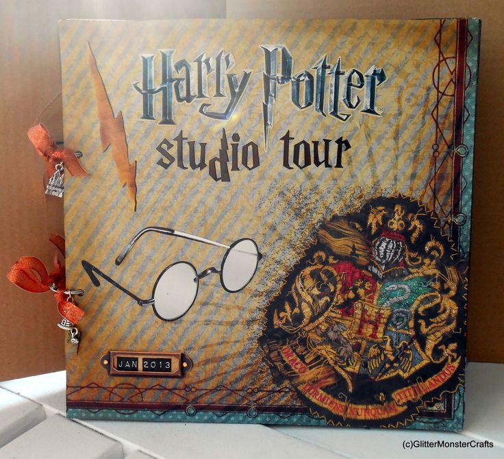 scrapbooking harry potter