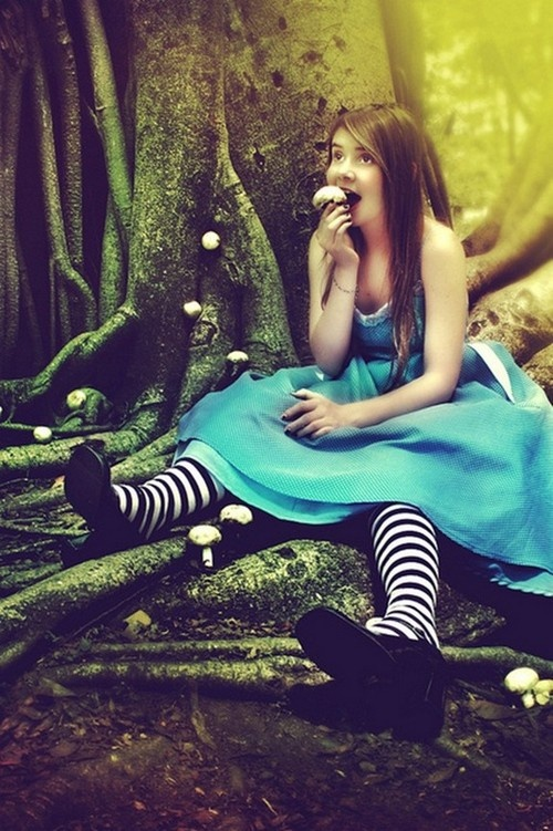 Alice In Wonderland Photography