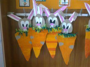 Lapins de Pâques   chdecole