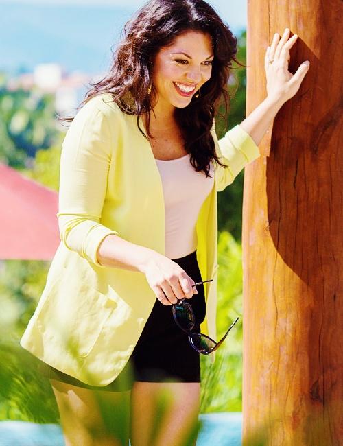 Sara Ramirez. I love her!!