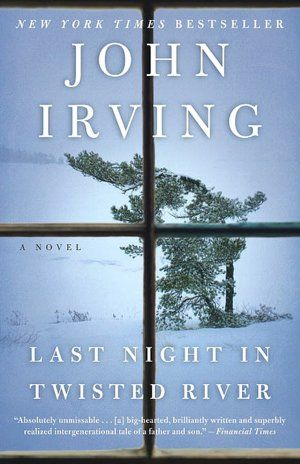 Last Night in Twisted River by John Irving. Literally took me months to read simply because I didn't want it to end....like all of Irving's books.