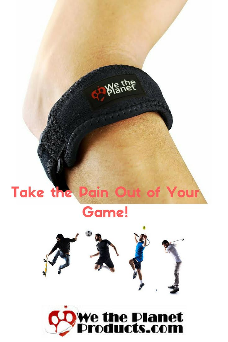 This brace works to relieve pain so you can stay in the game and focus on your technique~  Comes in a 2-pack.  Great Value!