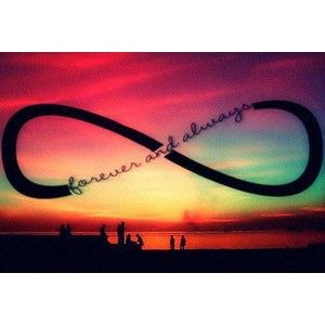 forever and always infinity sign | Tattoo ideas. ♥ | Pinterest