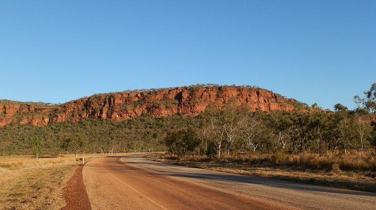 Victoria River Region - Part of my 7 Day #Darwin to #Broome #RoadTrip!