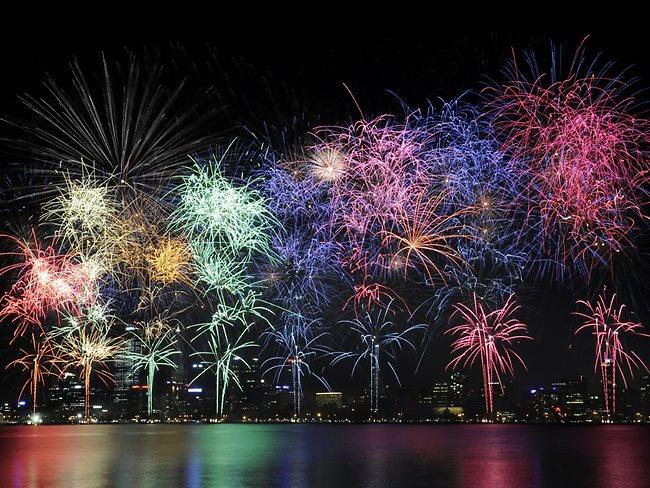 Australia Day, Perth, 26 January 2013 -- Picture: Daniel Wilkins