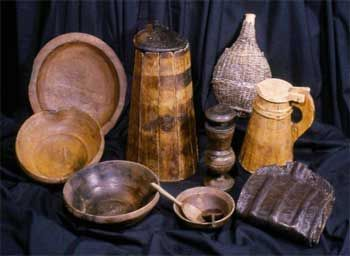 Artifacts Recovered From The Wreck Of The Mary Rose Are