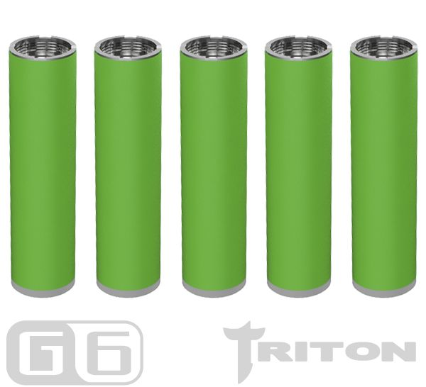 Electric Lime | E-Cig Blank Cartomizers | Halo Cigs