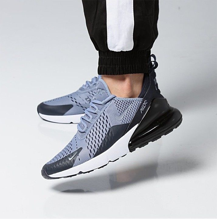 Nike Air Max 270 (Ashen Slate) ObsidianBlack Mens Sneakers