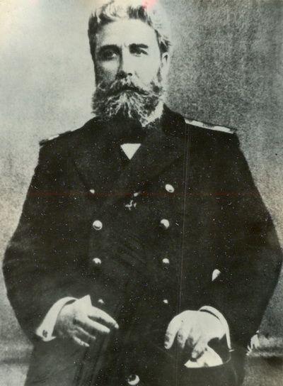Иван Львович Блок (1858, Санкт-Петербург — 21 июля (3 августа) 1906, Самара)