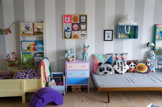 5 of the best shared kids rooms