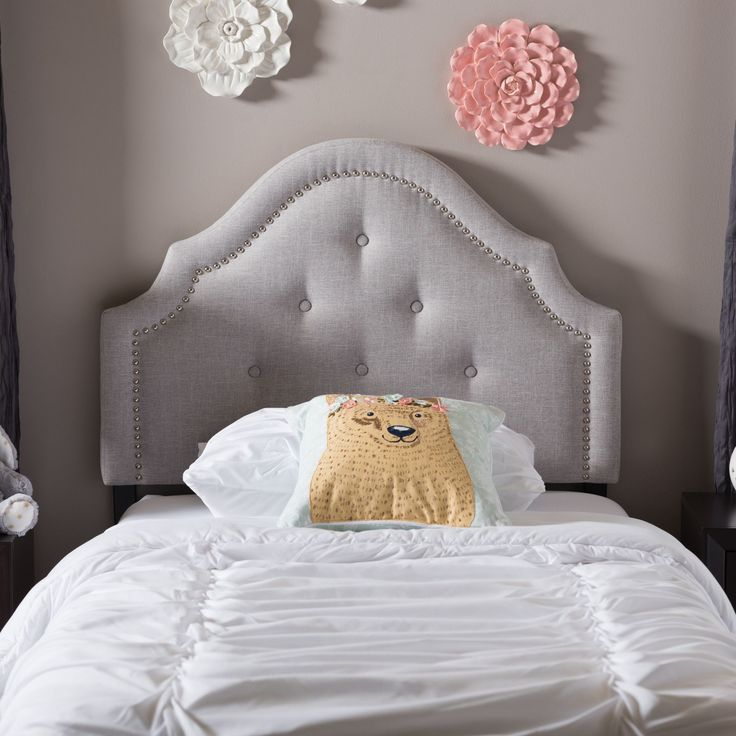 Baxton Studio Twin Headboard